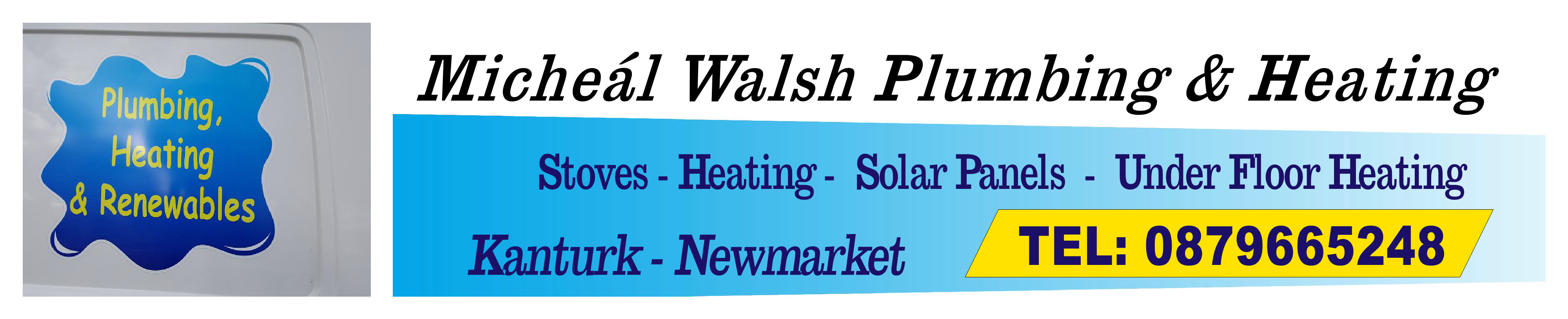 Micheal Walsh Plumbing and Heating, Newmarket, Cork