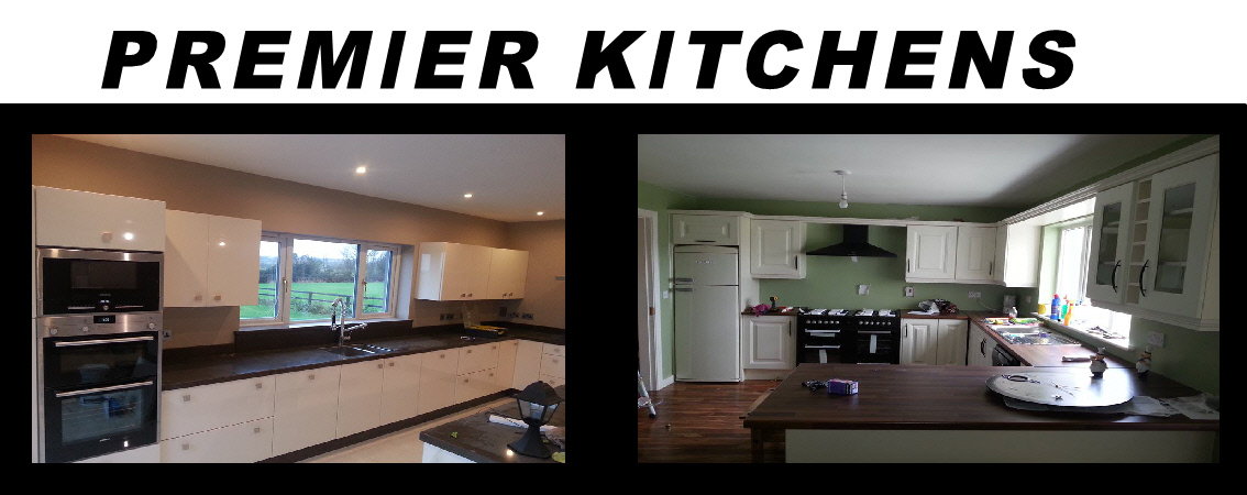 HOME. Premier Kitchens Clonmel.