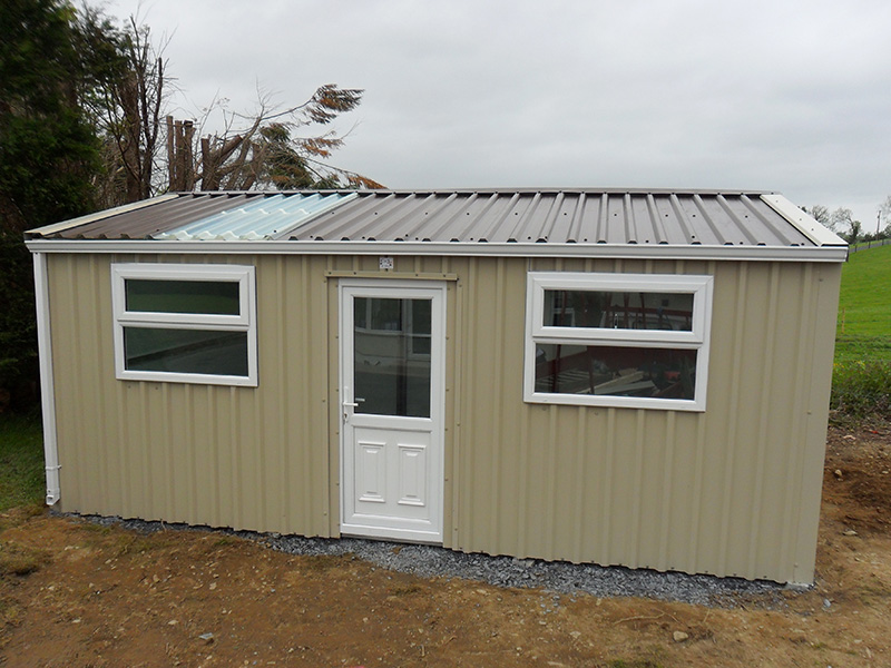 Mss steel sheds for Garden sheds and garages