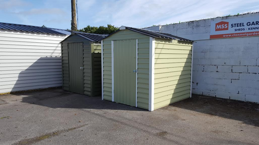 Garden Sheds Tipperary mss steel sheds, clonmel, tipperary