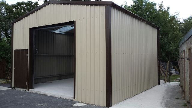 Mss Steel Sheds Clonmel Tipperary
